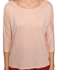 Little basic tee-shirt in peacy nude color from forever 21 for only $11.50