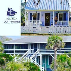 Saints, Tours, Island, Instagram Posts, Outdoor Decor, Home Decor, Decoration Home, Room Decor, Islands