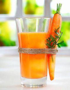 Dix recettes de jus pour bronzer rapidement