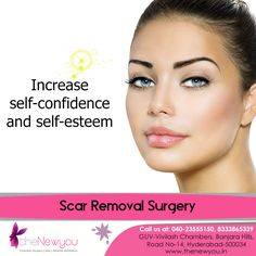 Let the scars of past injuries and surgeries fade away in the past with the advanced #ScarRemovalSurgery from theNewyou.