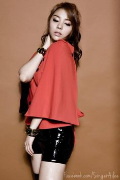 Photoshoots - Ailee ( KOREAN STAR) Photo (30688460) - Fanpop