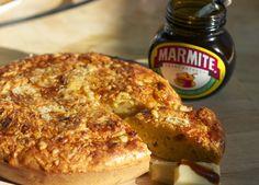 Savoury Marmite Cake 15 Incredibly Easy And Inventive Marmite Recipes Savoury Biscuits, Savoury Baking, Savoury Cake, Vegetarian Mushroom Recipes, Vegetarian Gravy, Vegetarian Dinners, Healthy Meals, Marmite Recipes, Marmite Ideas