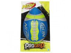 Bola de Futebol Americano Nerf - Sports - Pro Grip Football Hasbro com as  melhores condições. e476d514efe8b