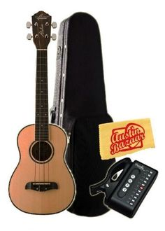 Oscar Schmidt by Washburn OU4 Tenor Ukulele Bundle with Hard Case, Cherub Tuner, and Polishing Cloth - Spruce Top with Rosewood Back and Sides by Oscar Schmidt. $139.95. Bundle includes Oscar Schmidt by Washburn OU4 Tenor Ukulele with Hard Case, Cherub Tuner, and Polishing Cloth.Constructed of Hawaiian Koa, Rosewood, Spruce and Mahogany with classic designs and superior resonance, our popular and affortable Oscar Schmidt Ukuleles are hand crafted for years of playing enjoyment.