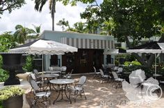 Cafe de Paris  #HibiscusTravel @travelhibiscus #SandalsBarbados #destinationwedding #honeymoon www.TheCaribbeanSpecialists.com www.hibiscustravel.net 866.748.8766