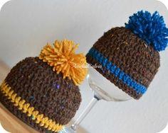 Summit Beanie #crochet $16