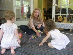 Introducing a Second Language--French for Toddlers