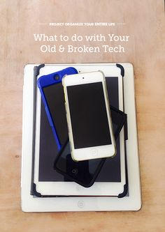 I never know what to do with my old phones and tablets - love that this is a safe way to recycle and make a little money too!