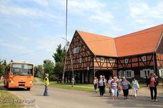 Wycieczka po Nowej Kościelnicy - jeden z domów podcieniowych #Żuławy, #Poland