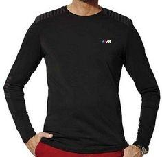 cb37db9c6d8 BMW Genuine Men S M Logo Longsleeve Shirt Anthracite Black L Large   anthracite  black  large  shirt  longsleeve  mens  logo  genuine