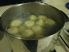 gluten free matzo balls- Easy and Fabulous