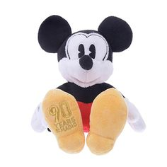 09ba3d164b9 Official birthday Mickey from 90th Birthday Mickey Mouse Film Collection  released 20.08.2018 Mickey Mouse. Mickey Mouse ToysDisney Stuffed ...