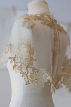 A truly couture dress — Sarah Willard Couture