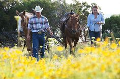 JL would love to vacation at a Dude Ranch...This article lists the 10 Best Dude Ranches for Families.