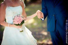 www.studiodijkgraaf.nl trouwfoto trouwreportage bruidspaar bruid bruidegom