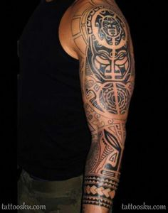 25a293eaa 25 Best Poly leg tattoos images in 2017 | Polynesian tattoos, Tribal ...