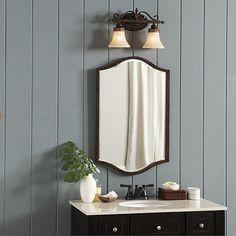 Atelier Bath Mirror traditional bathroom mirrors