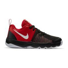 716c166b90ef Nike Team Hustle Quick Pre-School Boys  Basketball Shoes