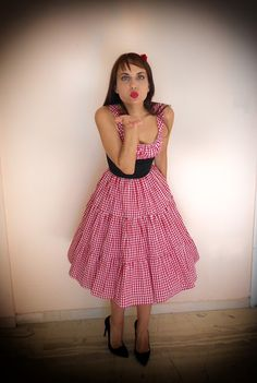 Love THE NORMA JEAN DRESS! Take a look at my new blog post! www.thinkingville.com #trashydiva