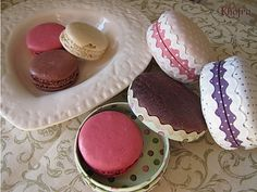 Macarons individuels-a