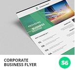 Corporate Flyer Template Specification  CMYK Color Mode 300 DPI Resolution Size A4 297×210mm 3mm Bleed in Each Side  Features  Free Fonts Editable Text Layers Smart Object For Replace Images & Logo...