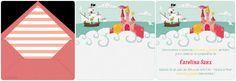 Diseños para tus invitaciones infantiles