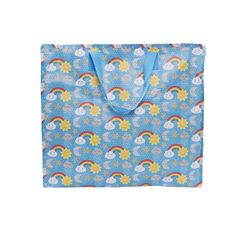 Rainbow Print Storage Bag - Multi Sass & Belle UDMhDmnk