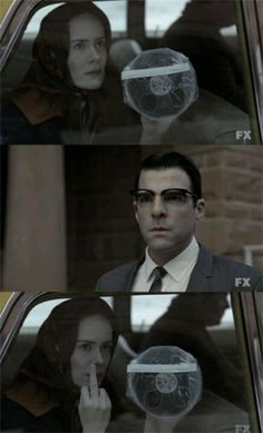 American Horror Story - I loved this moment so much!
