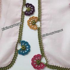 Muazzam Güzellikte Tığ İşi Oya Modelleri Knit Crochet, Diy And Crafts, Crochet Necklace, Elsa, Knitting, Jewelry, Crochet Collar, Jewellery Making, Tricot