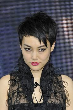 Rinko Kikuchi, born Yuriko Kikuchi, January 6, 1981, is a Japanese actress. Kikuchi is the first Japanese actress to be nominated for an Academy Award in 50 years, for the 2006 movie Babel.