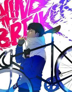 The Wind Breaker- webtoon