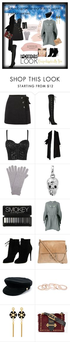 """Wacky Outfit Ideas"" by polywor ❤ liked on Polyvore featuring Topshop, John Smedley, Cash Ca, Links of London, Fendi, Tom Ford, Manokhi, Kendra Scott, Henri Bendel and Prada"