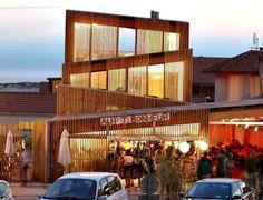 Les Pibale Restaurant exterior