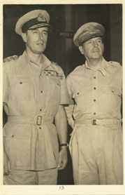 Lord Mountbatten held several key posts during World War Two and Winston Churchill had a high opinion of him. The exploits of his ship HMS Kelly inspired Noel Coward's 1942 film, In Which We Serve, and as Chief of Combined Operations he was involved with the planning and organisation of a series of raids — St Nazaire, Bruneval and, controversially, Dieppe — against German military installations on the French coast.