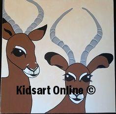 Antelope_Antilopen