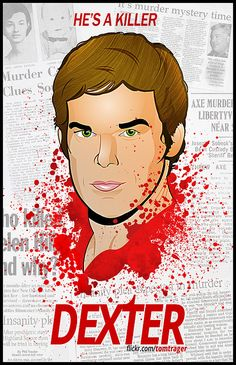 Dexter Morgan ♥