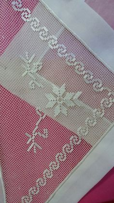 Tambour Embroidery, Hardanger Embroidery, Ribbon Embroidery, Cross Stitch Embroidery, Embroidery Patterns Free, Tatting Patterns, Crochet Doilies, Crochet Lace, Needle Lace