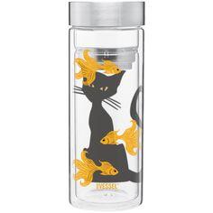 Glass Tea Tumbler glass travel mug - Google Search