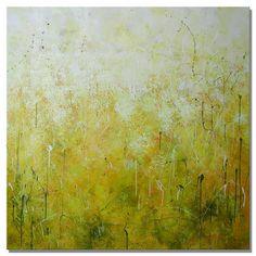 original abstract landscape painting palette by ElenasArtStudio, $499.00