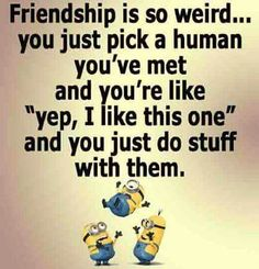 HONESTLY, FRIENDSHIP SHOULD NOR BE THIS WAY, EVERYBODY IS AWESOME IN THEIR OWN WAY, JUST DON'T BE LAZY AND GET TO KNOW THEM. @addisongeorge @bopthepop @ClareEdgington @A