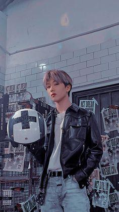 Wallpapers Kpop, Kpop Backgrounds, Cute Cartoon Wallpapers, Baby Singing, Park Jisung Nct, Nct Group, Nct Dream Jaemin, Boy Celebrities, Park Ji Sung