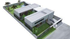 Casa La Planicie II,Fachada