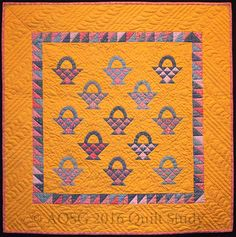 Make Mine Cheddar Patch Quilt, Quilt Blocks, Quilting Ideas, Quilt Patterns, Bountiful Baskets, Civil War Quilts, Basket Quilt, Amish Quilts, Antique Quilts