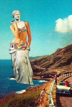 Venus Rebranded | Eugenia Loli