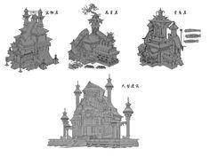 design~, 蒙 肉肉 on ArtStation at https://www.artstation.com/artwork/design-1c6318af-0511-4dc9-8446-96aa8c8375e0