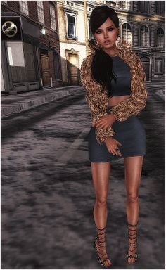 61f6781f1d Somewhere in this city is a road I know. Lydia Onedin · Second Life Skirt  Outfits