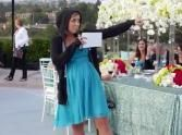 Awesome Maid of Honor Gives the Bride an Epic Surprise Speech. Love This!