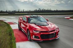 "GM、カマロの高性能版""ZL1""を発表 - ニュース【新車情報】 - carview! - 自動車"