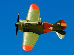 "Polikarpov I-16 - main fighter of Soviet Air Force in Spain, Mongolia and Finland conflicts and at the beginning of the Great Patriotic War И-16 ""Ишак"" - советский истребитель Второй мировой войны"