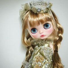 Sweet princess - Blythe doll